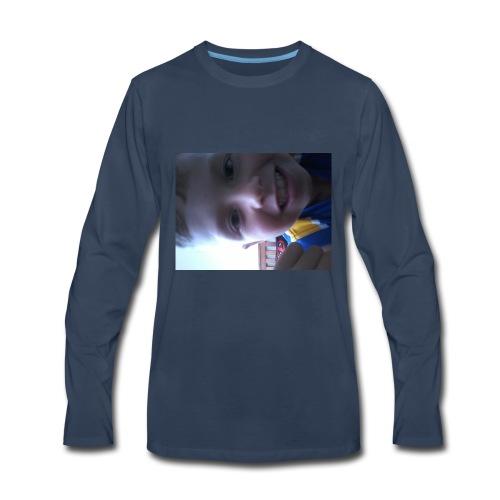 The YouTuber himself - Men's Premium Long Sleeve T-Shirt