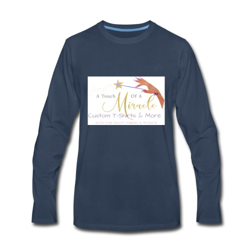 CEO - Men's Premium Long Sleeve T-Shirt