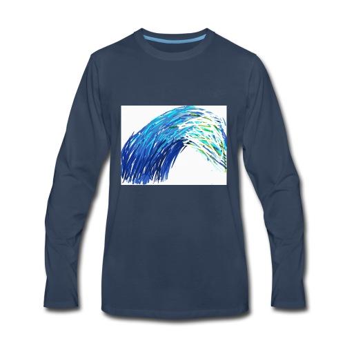53F78497 64C8 4D35 9B47 1BAB160C99DC - Men's Premium Long Sleeve T-Shirt