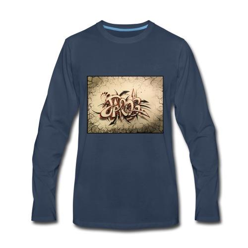 WILD JACOB - Men's Premium Long Sleeve T-Shirt