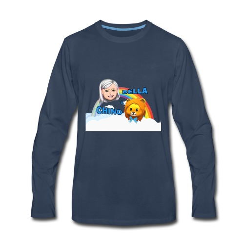 Bella And Chino Official - Men's Premium Long Sleeve T-Shirt
