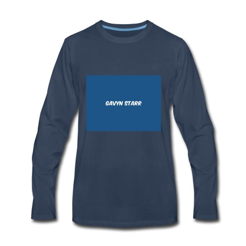 Gavyn starr - Men's Premium Long Sleeve T-Shirt