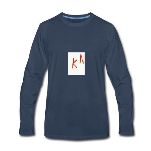 GET SOME MY MRECH IS OS HOT BABE - Men's Premium Long Sleeve T-Shirt