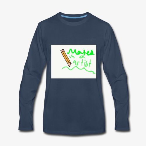 2305C134 2982 42D3 9E4A C5E8EEE75168 - Men's Premium Long Sleeve T-Shirt