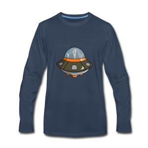 UFOTRUMP - Men's Premium Long Sleeve T-Shirt