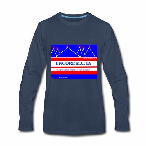 MAFIA MEMBERS ONLY *LTD EDITION* - Men's Premium Long Sleeve T-Shirt