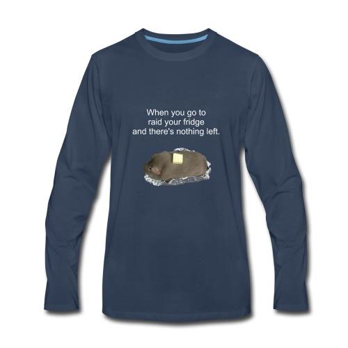 Potato Pet - Men's Premium Long Sleeve T-Shirt