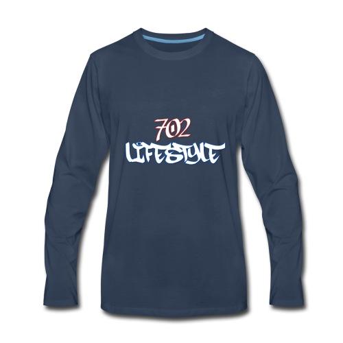702 Lifestyle - Men's Premium Long Sleeve T-Shirt