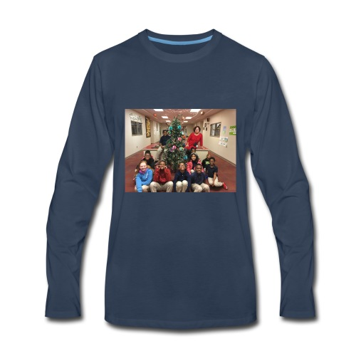 can you find me - Men's Premium Long Sleeve T-Shirt