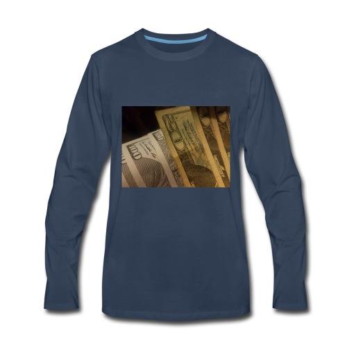 Money is Elixir - Men's Premium Long Sleeve T-Shirt