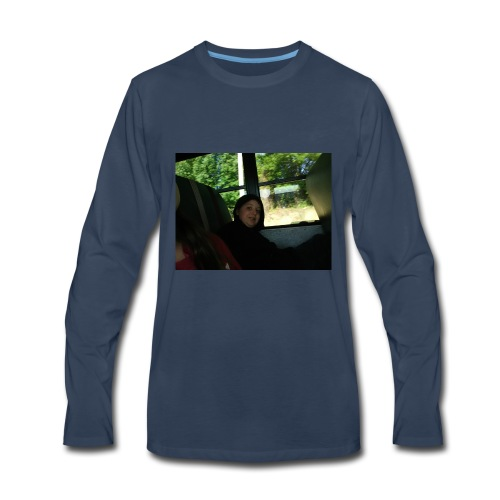 Merch for nathan - Men's Premium Long Sleeve T-Shirt