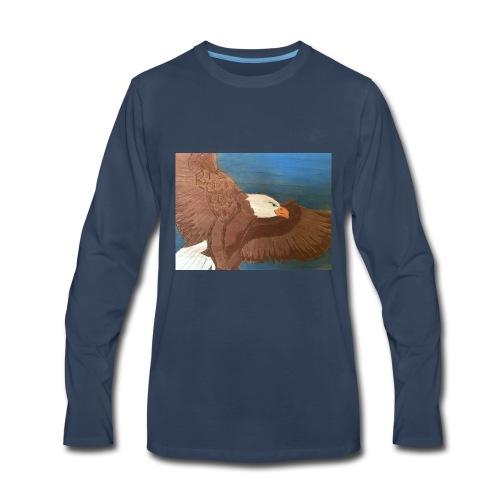 american made - Men's Premium Long Sleeve T-Shirt