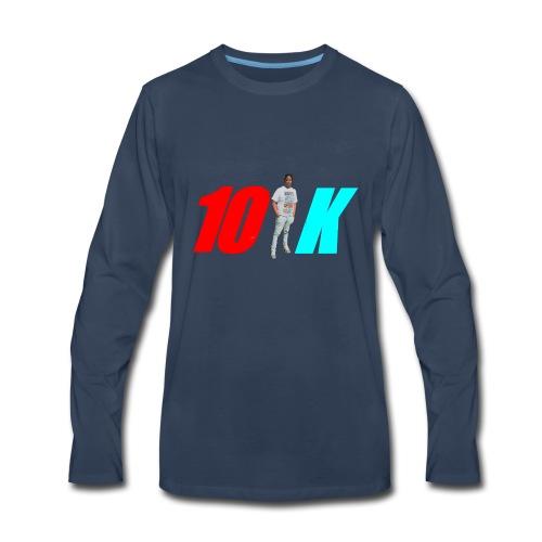 Retro10k's Brand named clothing - Men's Premium Long Sleeve T-Shirt