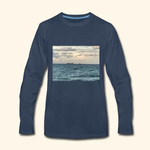 B3F6283A 4C86 48AF 8AE2 FFB270F685BB - Men's Premium Long Sleeve T-Shirt