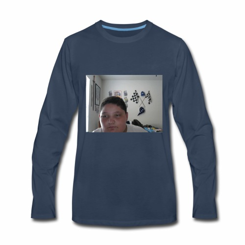 This Is to help my youtube - Men's Premium Long Sleeve T-Shirt
