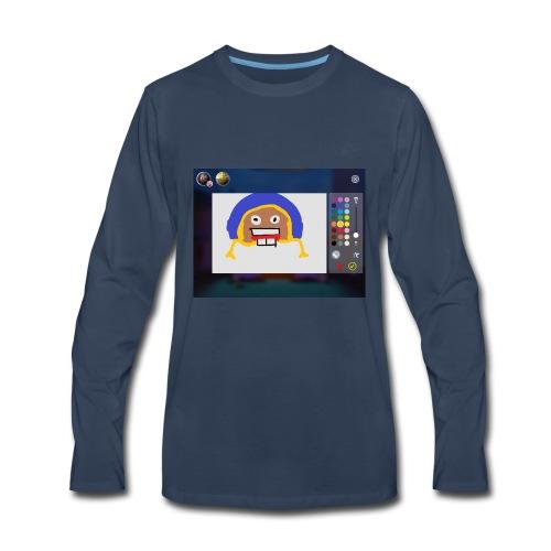1D97B755 750F 4454 8B32 BCE7DABBE578 - Men's Premium Long Sleeve T-Shirt