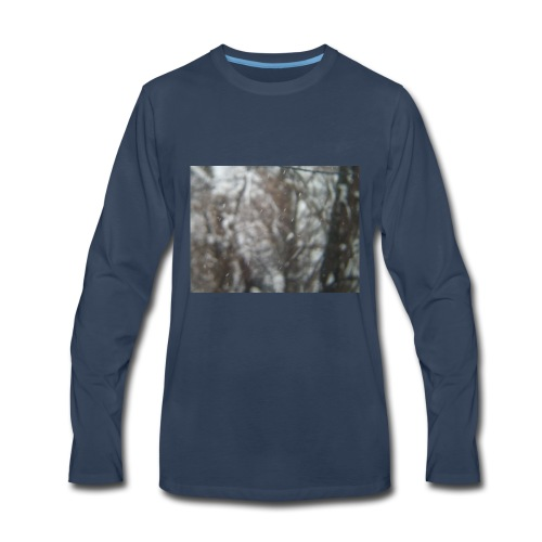 Snowflake - Men's Premium Long Sleeve T-Shirt