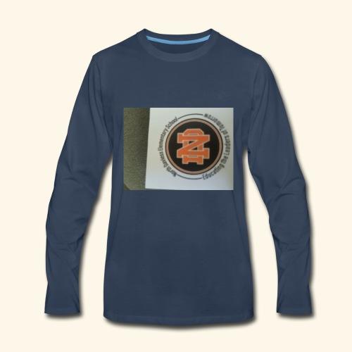 north daviess - Men's Premium Long Sleeve T-Shirt