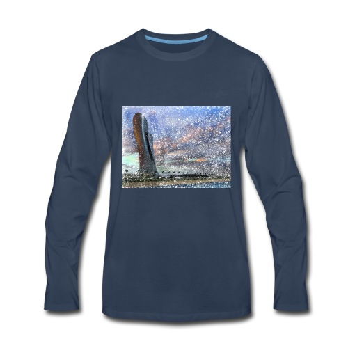 Capital Gate - Men's Premium Long Sleeve T-Shirt
