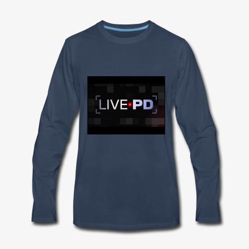 LivePD - Men's Premium Long Sleeve T-Shirt