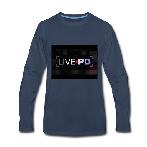 LivePD - Men's Premium Long Sleeve T-Shirt