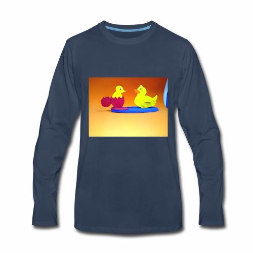 canva photo editor 2 - Men's Premium Long Sleeve T-Shirt