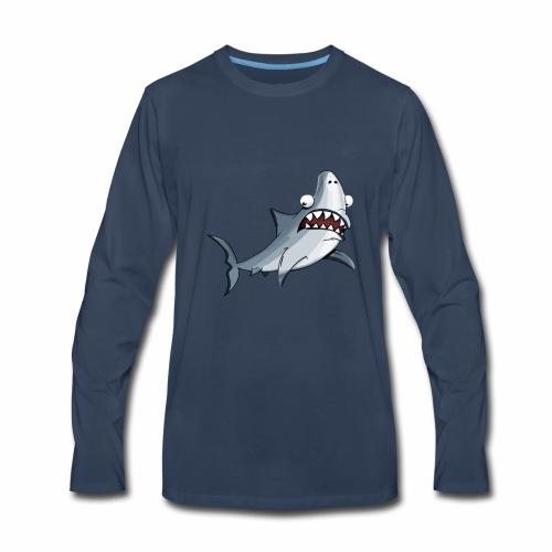 Shark - Men's Premium Long Sleeve T-Shirt