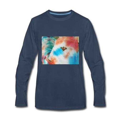 Diamond moth - Men's Premium Long Sleeve T-Shirt
