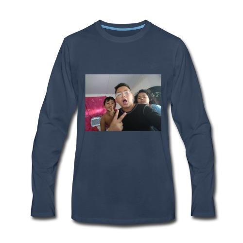 RPMramirez.com - Men's Premium Long Sleeve T-Shirt