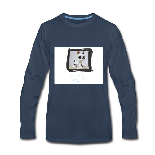 LPS candyy's lps great dane - Men's Premium Long Sleeve T-Shirt