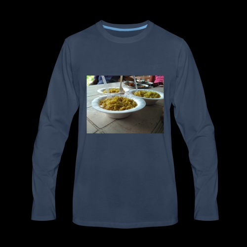 Maggie time - Men's Premium Long Sleeve T-Shirt