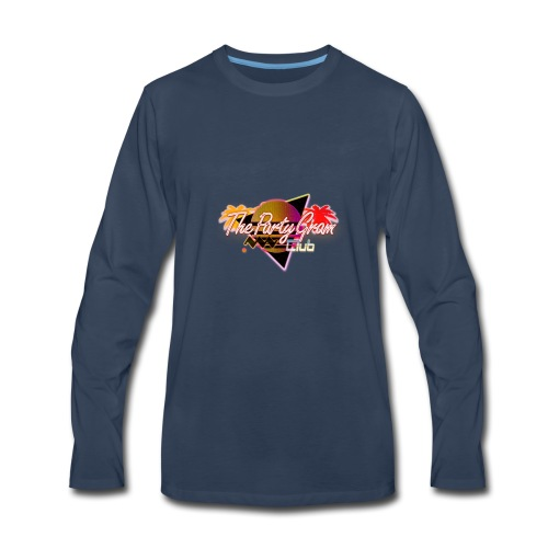 TPG Club - Men's Premium Long Sleeve T-Shirt
