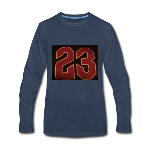 23 - Men's Premium Long Sleeve T-Shirt
