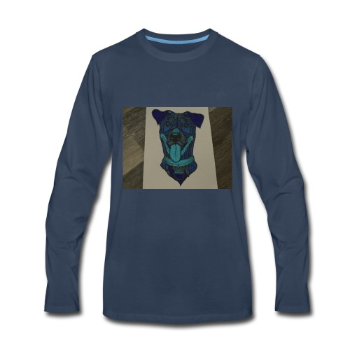 The dream lab - Men's Premium Long Sleeve T-Shirt