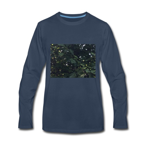 fig tree of time - Men's Premium Long Sleeve T-Shirt