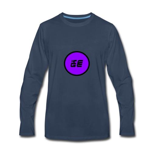 Eric Christian Logo 1 - Men's Premium Long Sleeve T-Shirt