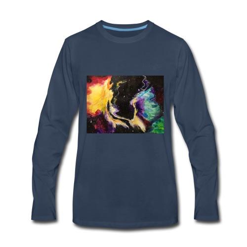 nebula - Men's Premium Long Sleeve T-Shirt
