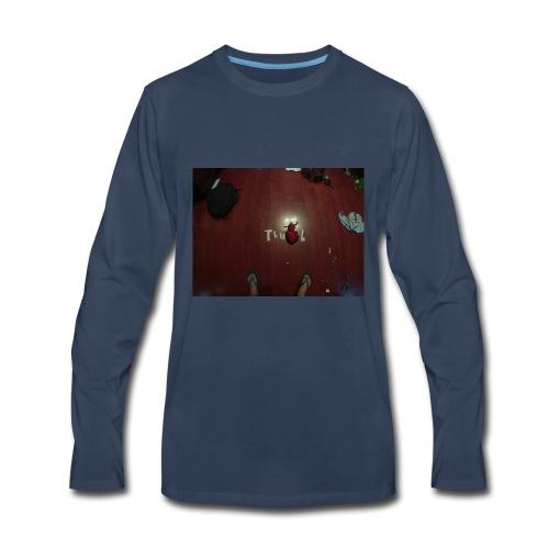 Thuib Logo - Men's Premium Long Sleeve T-Shirt