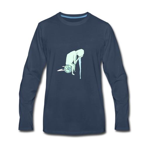 lonely planet - Men's Premium Long Sleeve T-Shirt