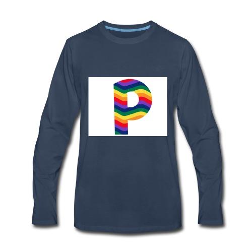 Humble P - Men's Premium Long Sleeve T-Shirt