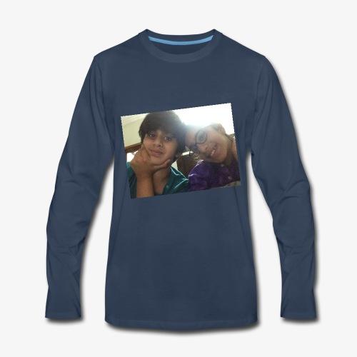 Shahzaib Saleh - Men's Premium Long Sleeve T-Shirt