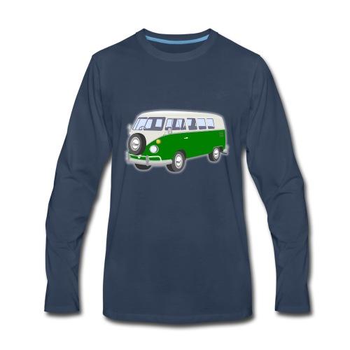 Vus - Men's Premium Long Sleeve T-Shirt
