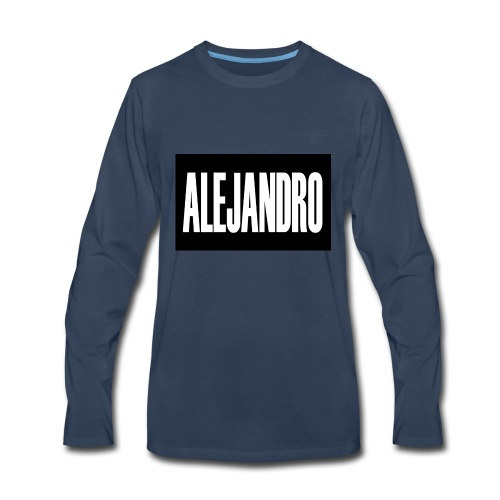 Alejandro - Men's Premium Long Sleeve T-Shirt