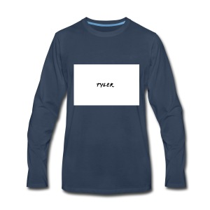 TylerYt Phone case - Men's Premium Long Sleeve T-Shirt