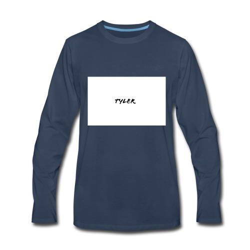 TylerYt Phone case - Men's Premium Long Sleeve T-Shirt