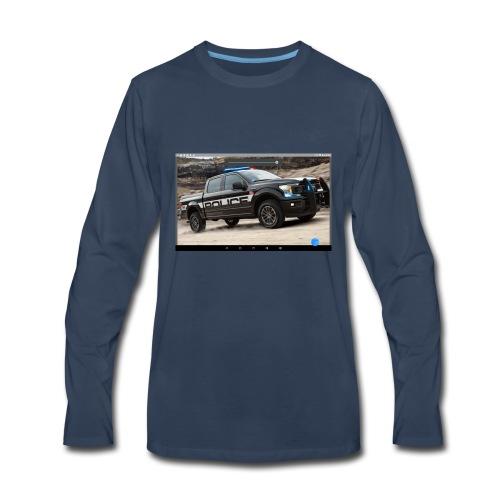 Ford truck - Men's Premium Long Sleeve T-Shirt