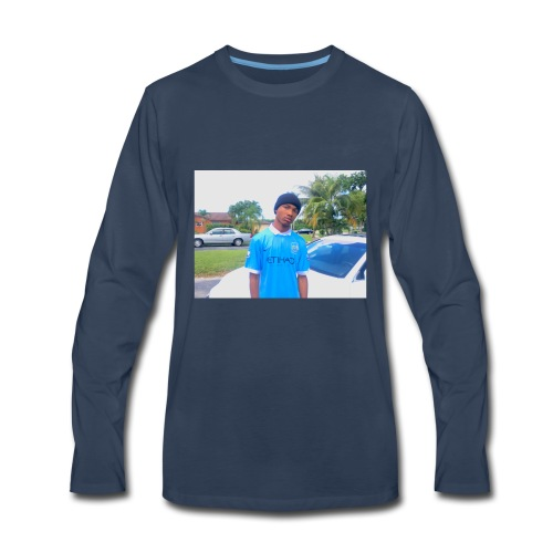 6C5D32FE 10A6 427E 81AC 785F43419B02 - Men's Premium Long Sleeve T-Shirt