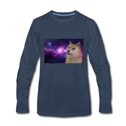 Mighty doge - Men's Premium Long Sleeve T-Shirt