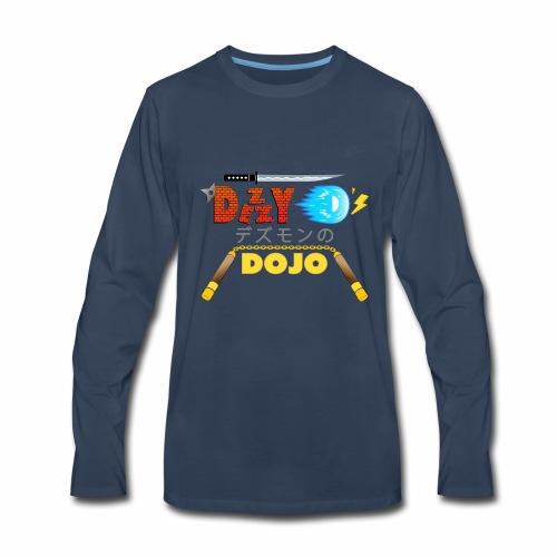 Dezzy D's Dojo - Men's Premium Long Sleeve T-Shirt