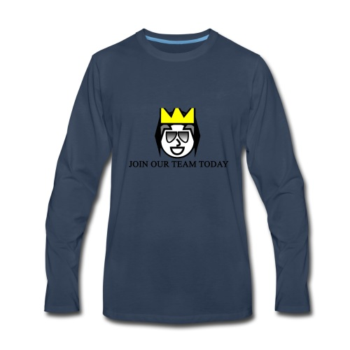 Join Our Team Image - Men's Premium Long Sleeve T-Shirt
